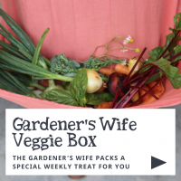 Gardener's Wife Veg Box
