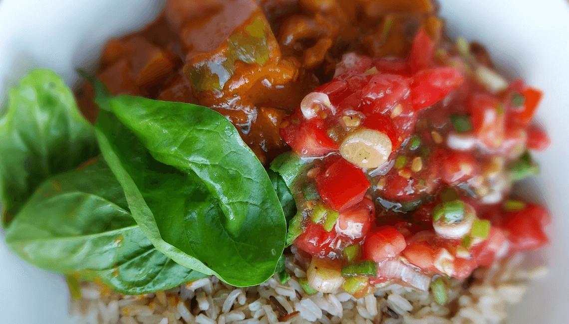 Meatless Monday Curry